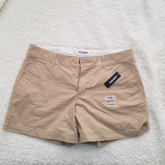 Old Navy Pants - Buy 2, get 1 free...NWT Old Navy Khaki shorts